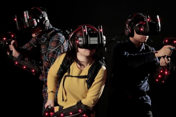 Bandai Namco VR zone