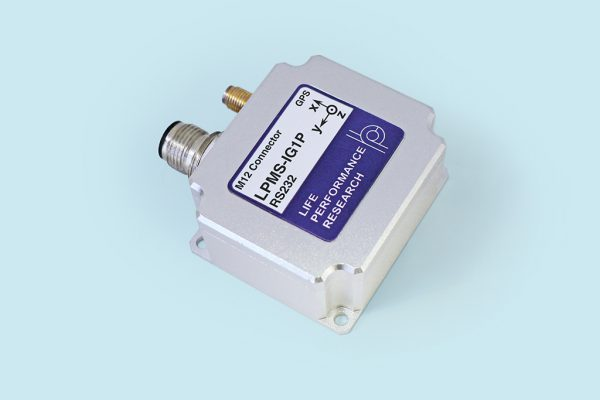 9-axis IMU with GPS receiver